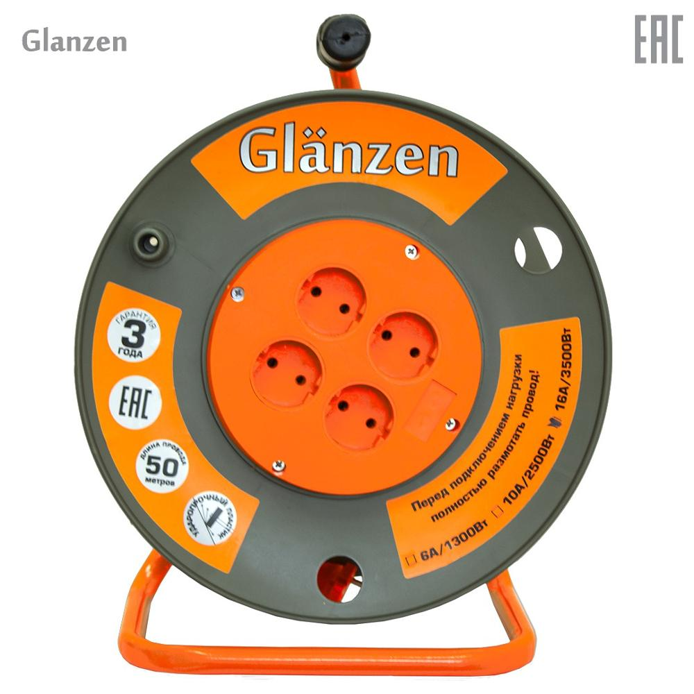Extension force on the spool 4 GLANZEN RH. PVA 2x2.5 art. EB-50-008 glanzen 20m eb 20 002