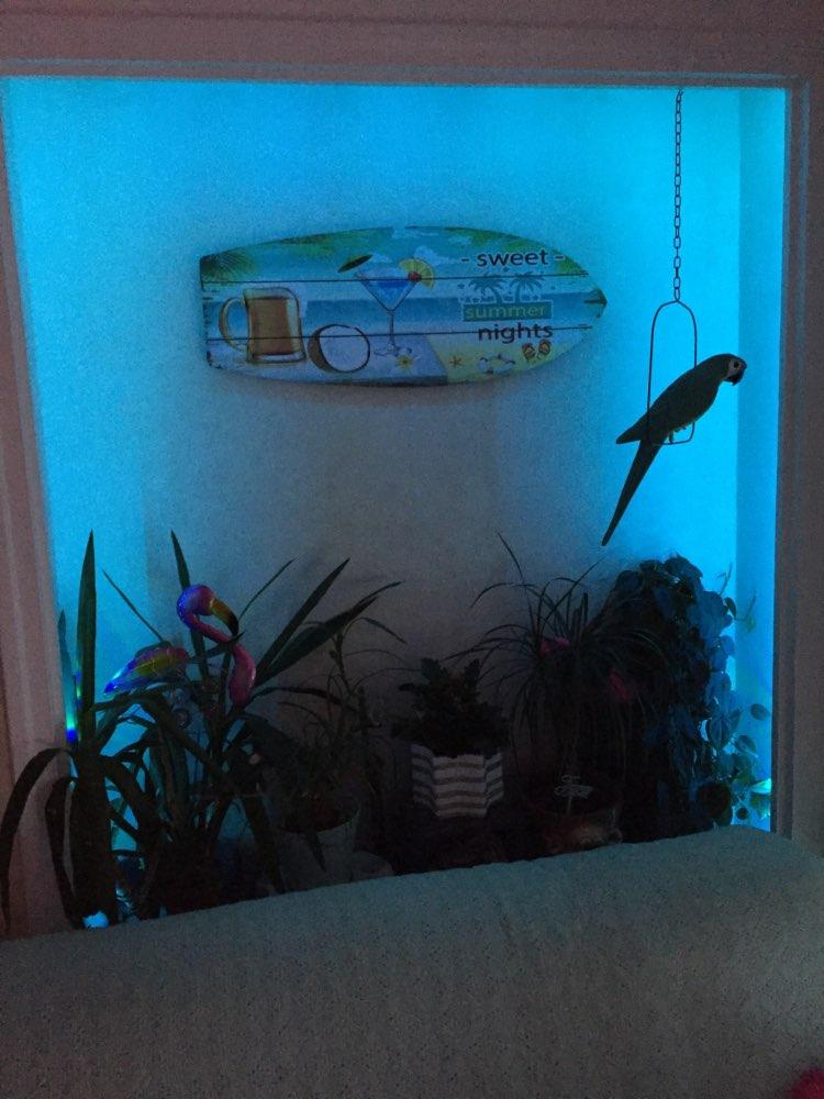 светодиодные RGB; лампа USB; кухня органа;