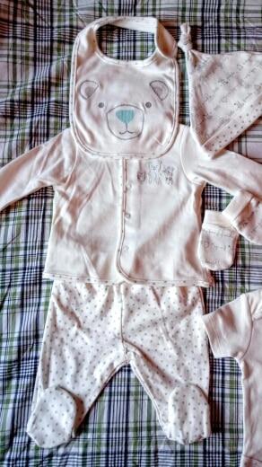 Conjuntos de roupas algodão roupas conjunto