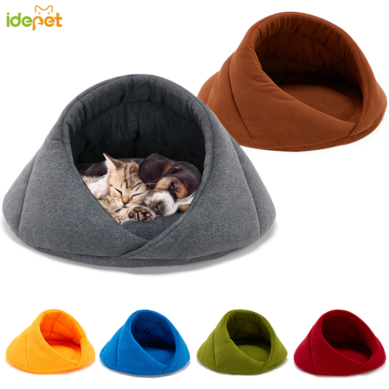 Warm <font><b>Cat</b></font> Cave <font><b>House</b></font> Pet <font><b>Bed</b></font> Pet Dog <font><b>House</b></font> Soft Pet Dog Cushion <font><b>Cat</b></font> <font><b>Bed</b></font> <font><b>House</b></font> Padded <font><b>Cat</b></font> <font><b>Bed</b></font> Mat <font><b>House</b></font> Chihuahua Kennel 40 A1 image