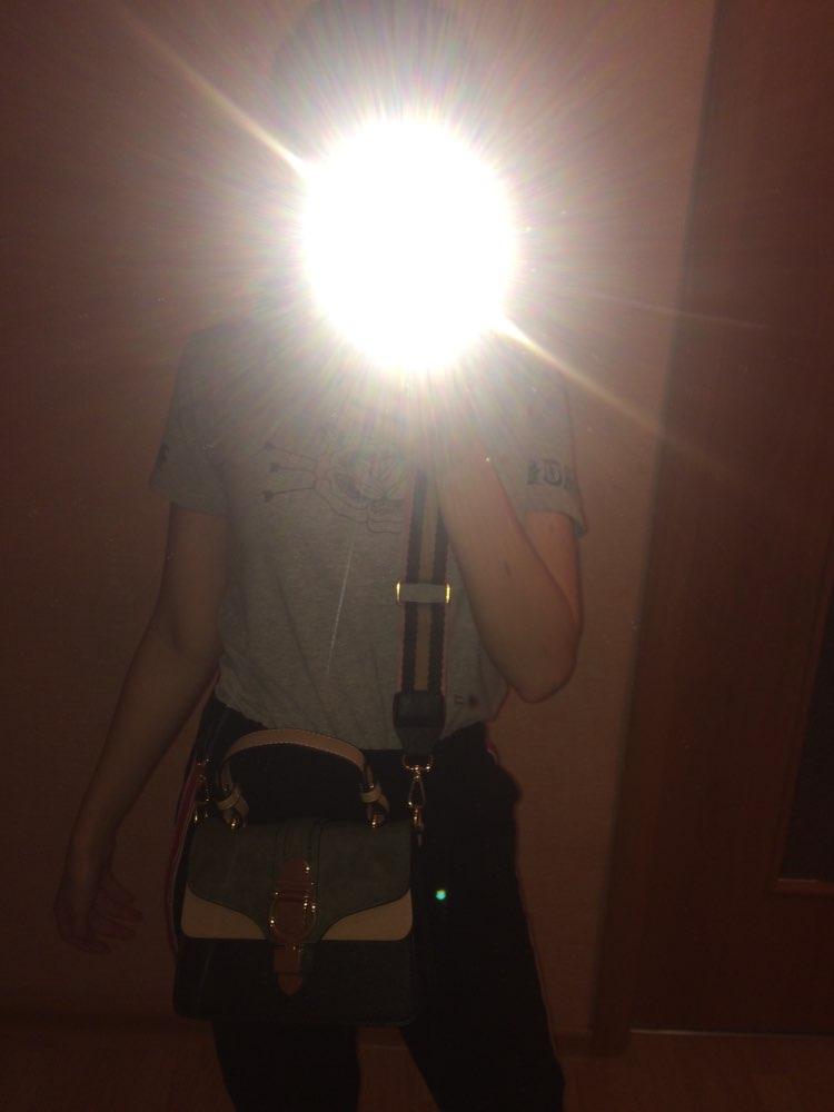 Lauryn Crossbody Bag photo review