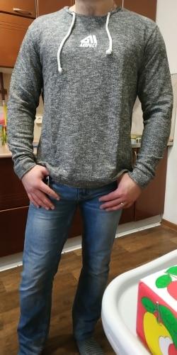 Aimpact Causal Men Sweatshirt Cotton Hoodies Men Pullover Long Sleeve Brand Clothing Skateboard Motor Biker Coat Man AMC3008