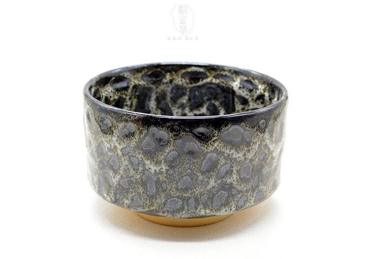 Japonais fait à la main cérémonie poterie matcha bol vert thé fabricant tasse glaçure thé Kung Fu thé ensemble vintage nourriture chawan