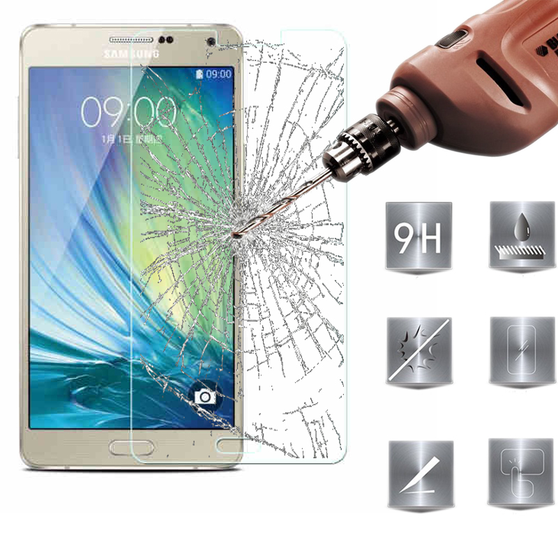 9H Tempered Glass Screen Protector Case For Samsung Galaxy S2 S5 S3 S4 S6 Neo mini plus Note 5 4 3 toughened protective Film