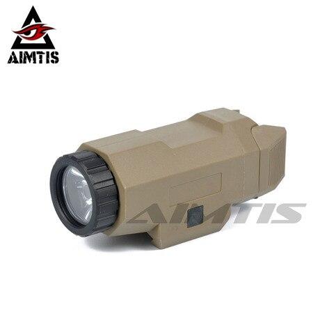 aimtis tatico compacto apl glock pistola luz