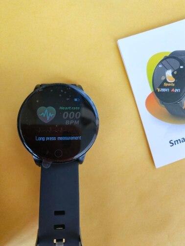 Relógios inteligentes Cardíaca Inteligente Smartver