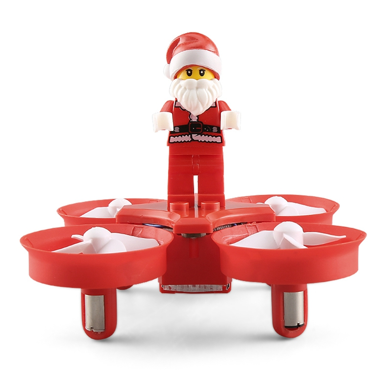 JJRC H67 Flying Santa Claus RC Quadcopter Drone VS H36 Eachine E011C E010 1