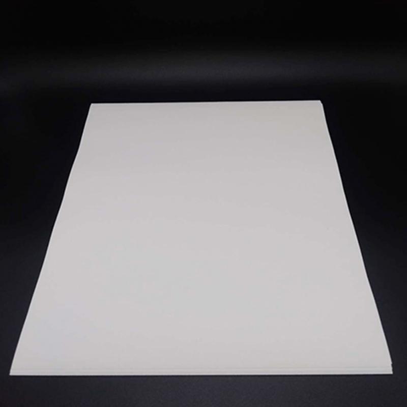 10Pcs A4 Copy Paper Light Color Paper Fabric T-Shirt Transfers Photo Quality Prints Heat Transfer Paper For Inkjet Printers #30 5