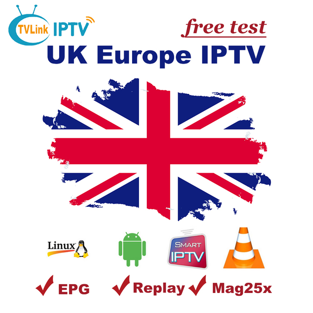 US $8 9 |12 months IPTV M3u8 Subscription IPTV UK Stream Live TV code Spain  Sweden French Dutch Portugal IPTV Channels free test-in Set-top Boxes from