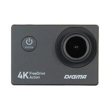 Видеорегистратор Digma FreeDrive Action 4K