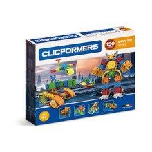 Конструктор CLICFORMERS  Basic Set 150 деталей