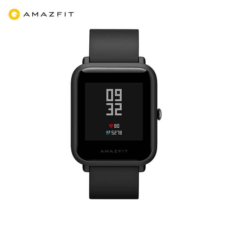 xiaomi smart watches Amazfit A1608 outdoor gps barometer thermometer men watch bluetooth smart watch blood pressure heart rate monitor sport smart digital watches