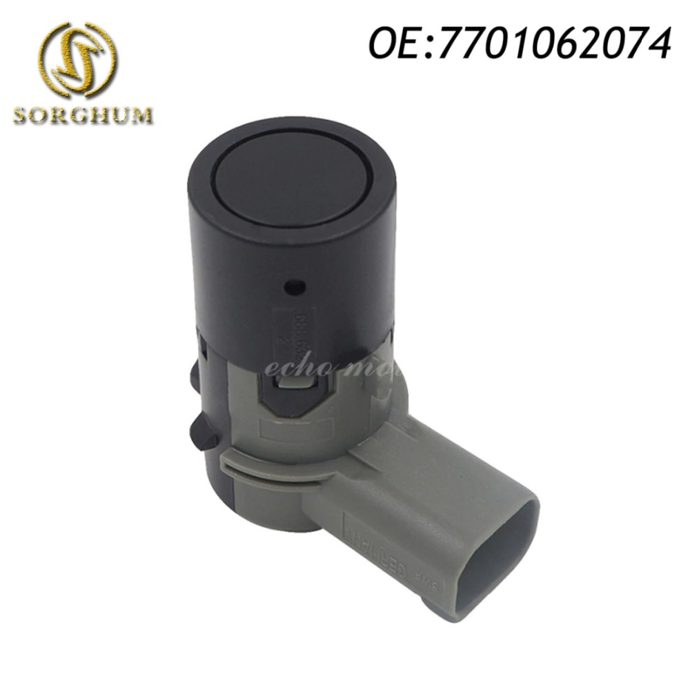 7701062074 Parking Sensor PDC 9653849080 for Renault Clio Grand Espace Scenic Laguna Megane Saab 9-5 Mini Cooper 550، R52، R53