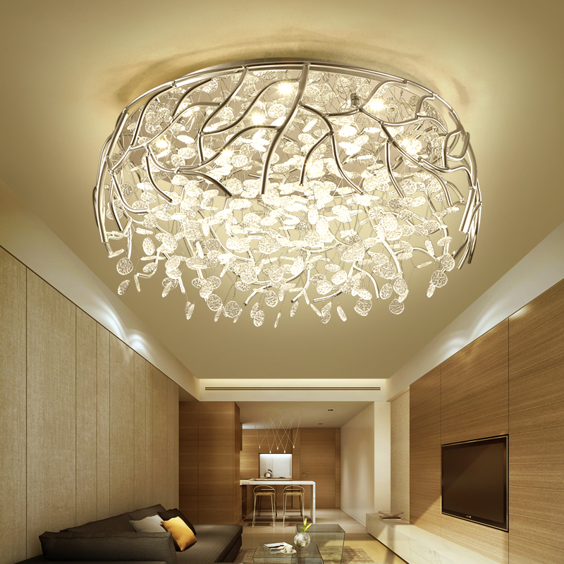Supply Modern Led Chandelier Light For Living Room Coffee Shop Creative Design Iron Lamp Home Decoraton Indoor Lighting Fixture Novelty Chandeliers