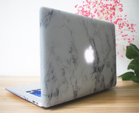 keyboard plastic case Plastic marble Hard Case Cover Laptop Shell+Keyboard Cover+Screen Film For Apple Macbook Air 11 13 Pro Retina Touch Bar 12 13 15 (3)