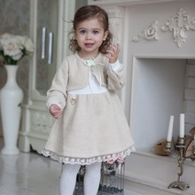 Платье Lucky Child арт. 53-64, 53-65 (Маленькая леди) [сделано в России, доставка от 2-х дней]