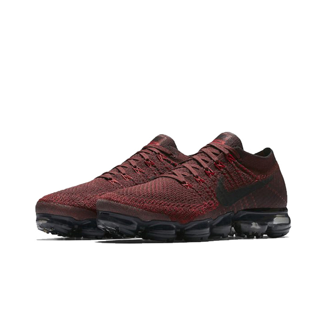NIKE Air VaporMax Flyknit Original Mens Running Shoes Stability Height Increasing Breathable Lightweight Sneakers For Men Shoes 3