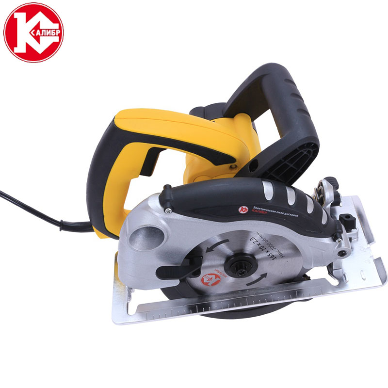 Kalibr EPD-1500/165D Woodworking Electric Circular Saw Wood Electric Saw wood saw gross 23144