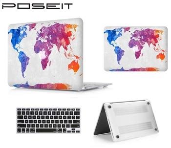 цена New Print pattern Hard Case Cover Sleeve for MacBook Air 11 13