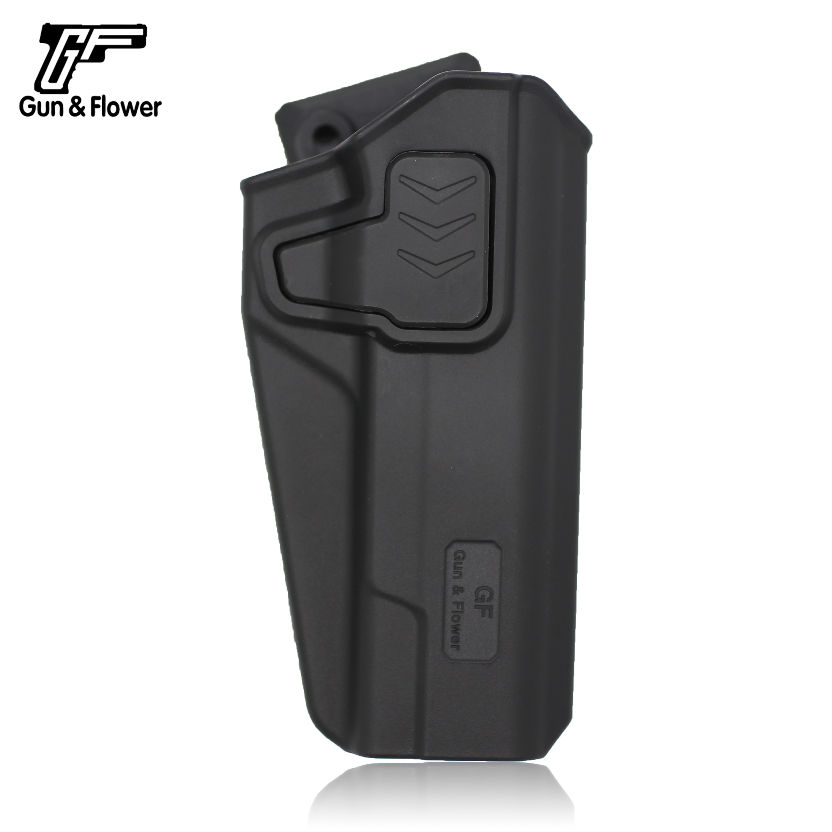 Gunflower Tactical Fast Draw Pistol Holsters Colt 1911 OWB Polymer Handguns Cover in Holsters from Sports Entertainment