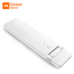 English Xiaomi WIFI Repeater 2 Amplifier Extender 300Mbps Amplificador Wireless Wi-Fi Router Expander Roteador for Mi Router