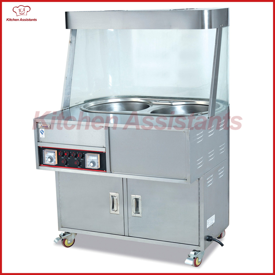 купить EB460-2 electric chestnut roaster machine of snack equipment по цене 170806.42 рублей