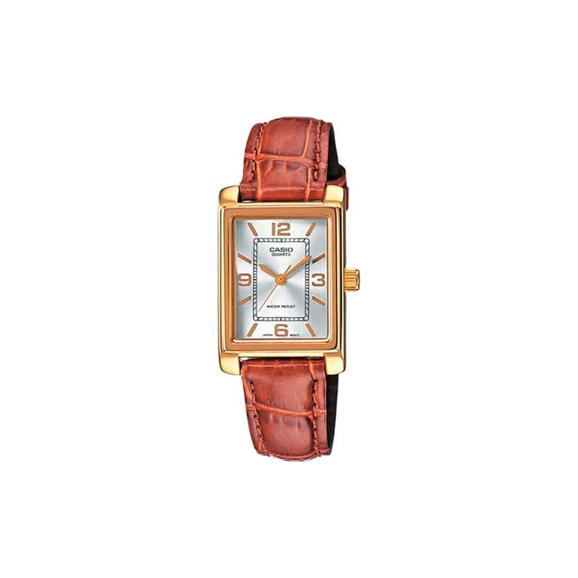 Quartz Wristwatches Casio for womens LTP-1234PGL-7A Watches Woman Watch Bracelet Wristwatch Wrist Watch Wrist Watch ladies