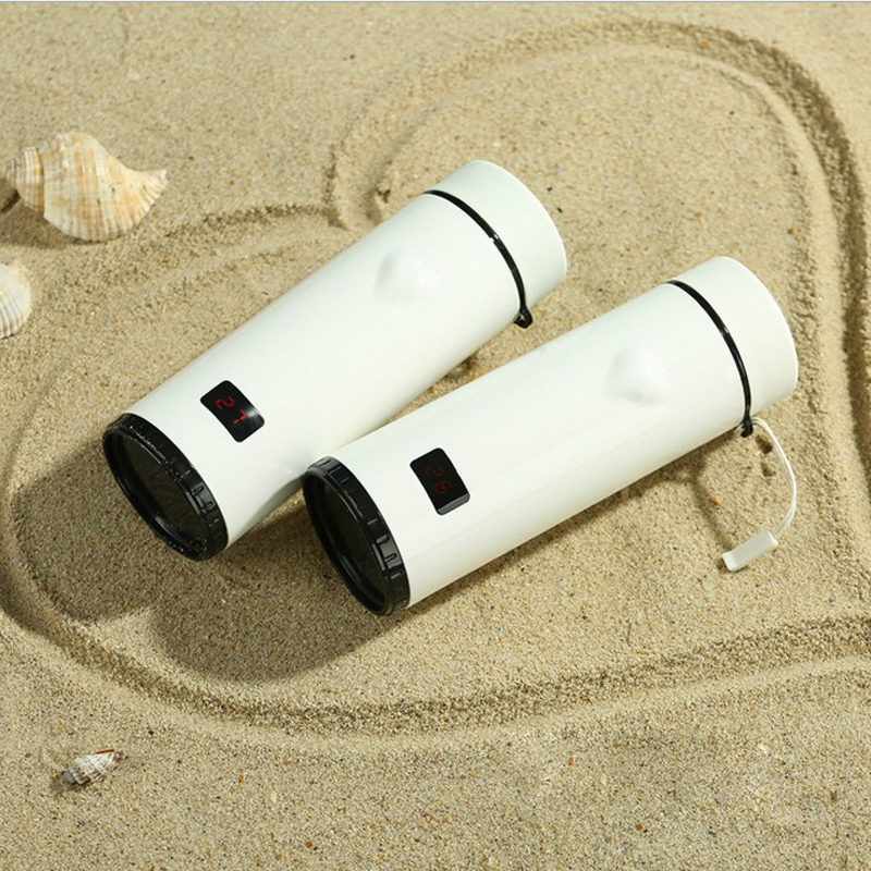 360Ml Valentin's Gift Stainless Steel Vacuum Cool Leak-proof Thermos Bottle High-grade Car Business People Warm Cooler