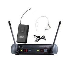 Frete grátis Top Quality Para ETJ PGX24 SM 58 BETA 58 tipo 58A Microfone Sem Fio sistema de Karaoke Profissional Palco KTV DJ