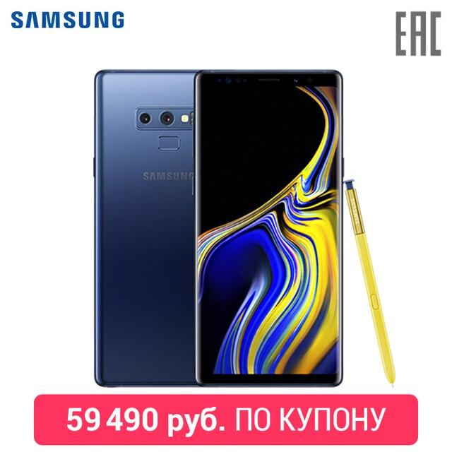 Смартфон Samsung Galaxy Note 9 128GB [официальная российская гарантия]