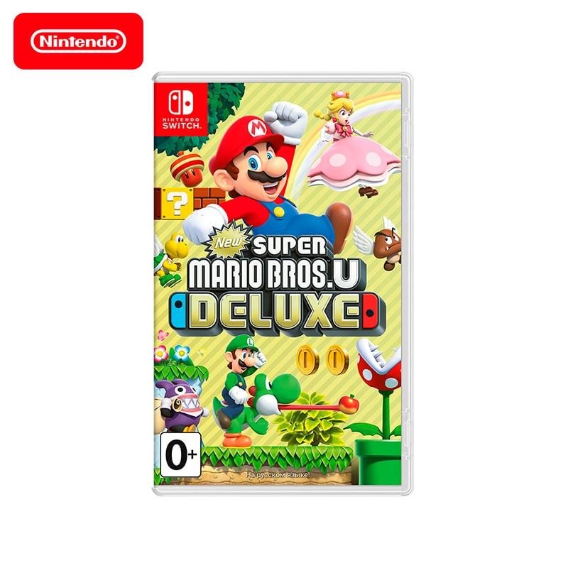 Game Deals Nintendo New Super Mario Bros U Deluxe game deals nintendo super smash bros for nintendo 3ds