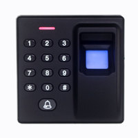 Finger Print or Card Access System Fingerprint Sensor 500Users Fingerprint Access Control Reader D1 Finger Scanners Wiegand26