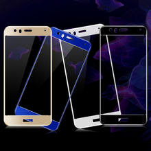 IMAK For huawei Hua Wei p10 lite nova lite phone mobile 2.5D 9H protective tempered glass screen film full coverage Protector(China)
