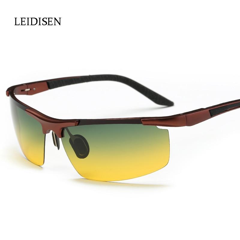 98dd033a028c7 KRATOS Aluminum Magnesium Men s Polarized Sun glasses Police Sunglasses  Night Vision Mirror Male Eyewear Goggle Oculos For Men