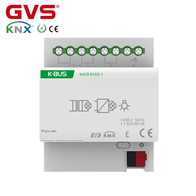 Gvs K Bus Knx Eib Smart Home Villa Office Hotel Building Automation