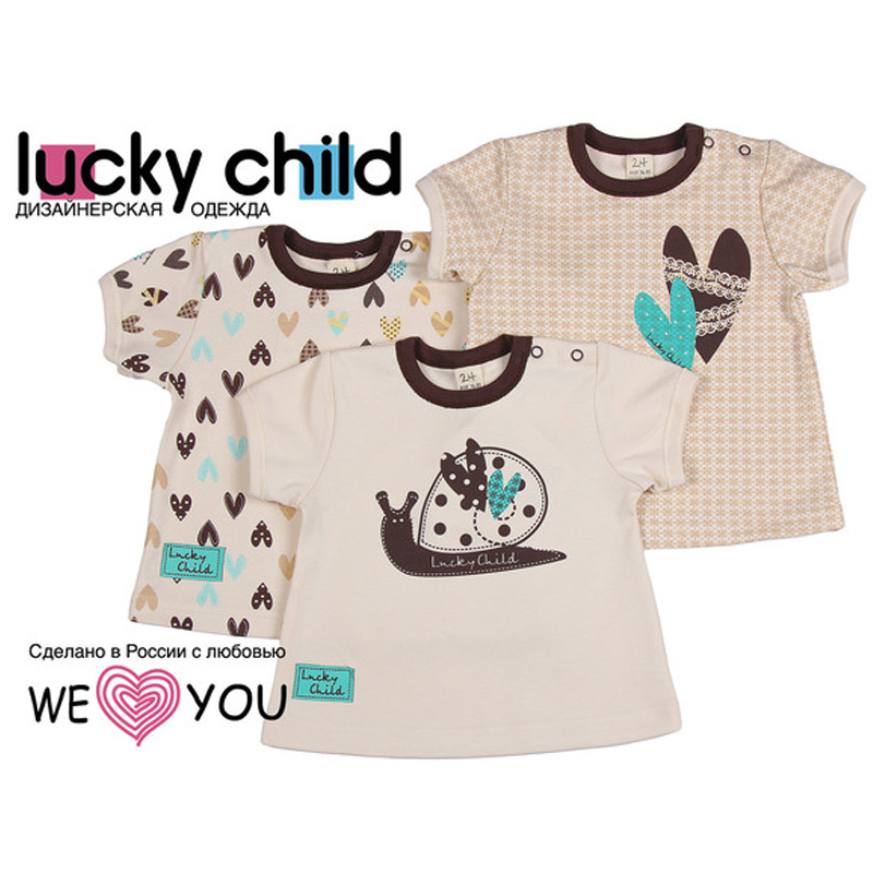 Blouses & Shirts T Shirt Lucky Child blouses