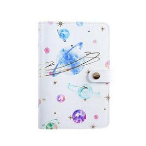 Image 4 - Yiwi A6 Planet Stern Drucken Planer Abdeckung Nette Kreative Tagebuch Notebook mit Geschenke