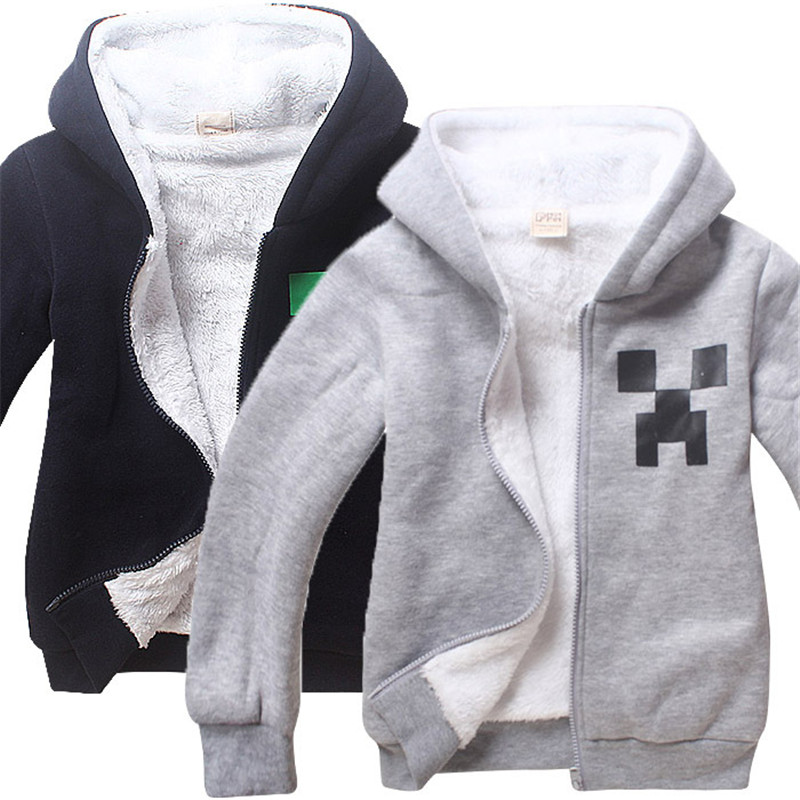 Dropshopping My World Children's Lambs Loose Jacket Winter Double Cotton Jacket Clothes Children's Clothing Clothes