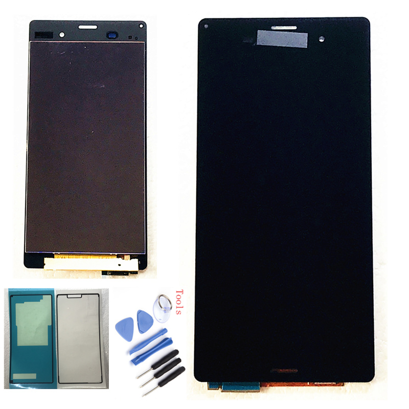 5 2 LCD For SONY Xperia Z3 LCD Display Touch Screen D6603 D6616 D6653 D6683 LCD