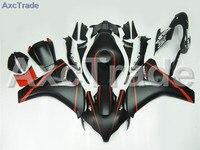Мотоцикл Обтекатели для Honda CBR1000RR CBR1000 CBR 1000 RR 2008 2009 2010 2011 ABS Пластик инъекции обтекателя Кузов комплект черный