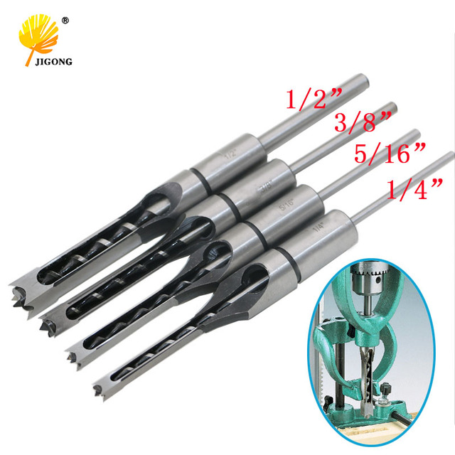 1 4 To 1 2 Inch Woodworking Mortising Chisel Set Wood