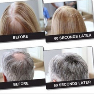 Heißer! Authentische Keratin Haar Fasern Spray 27,5g 6 Farben Pulver Haar Verlust Gebäude Haaransatz Optimizer Dichten Haar Wachstum TSLM2