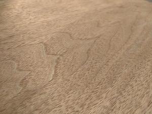 Image 3 - Custom Natural Genuine Black Walnut Wood Veneer for Furniture Stereo 0.2mm to 0.5mm C/C
