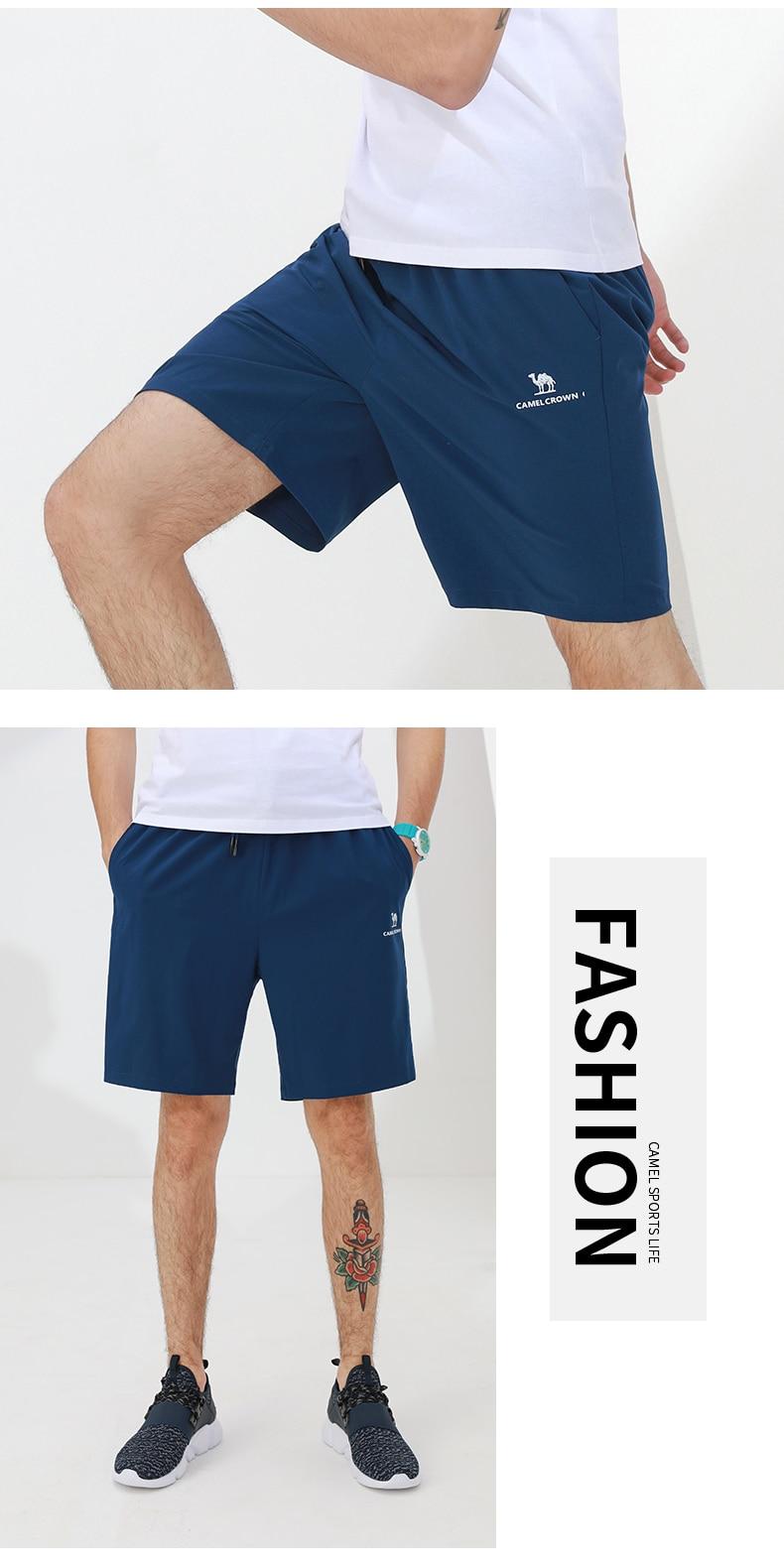 CAMELO Homens Esportes Shorts de Basquete Ginásio