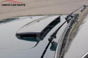 Image 3 - Couvercles de ventilation pour Lada Niva 4x4 1 set / 3 pièces ABS plastique sur le capot et les supports latéraux accessoires de style de voiture de fonction