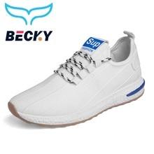 ФОТО lightweight sneakers men breathable running shoes trending brand designer life style jogging gym fitness sport footwear