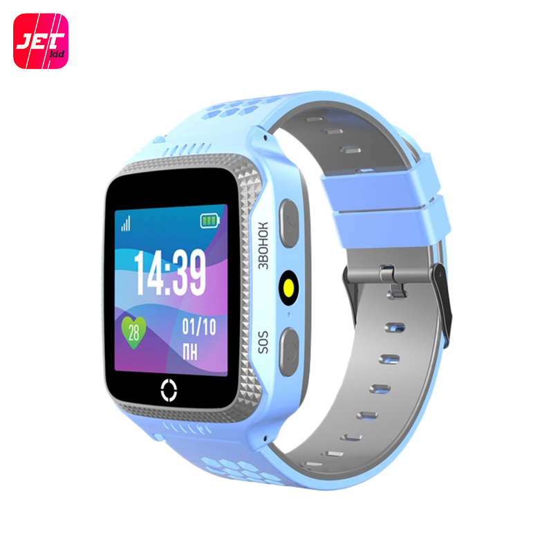 Smart Watch JET Kid Scout outdoor gps barometer thermometer men watch bluetooth smart watch blood pressure heart rate monitor sport smart digital watches