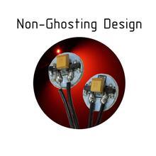 PA LED 10pcsx Non Ghosting #44 #47 BA9S 2SMD 5050 LED Flexible Pinball Machine Light Bulb White 6.3V Capacitor