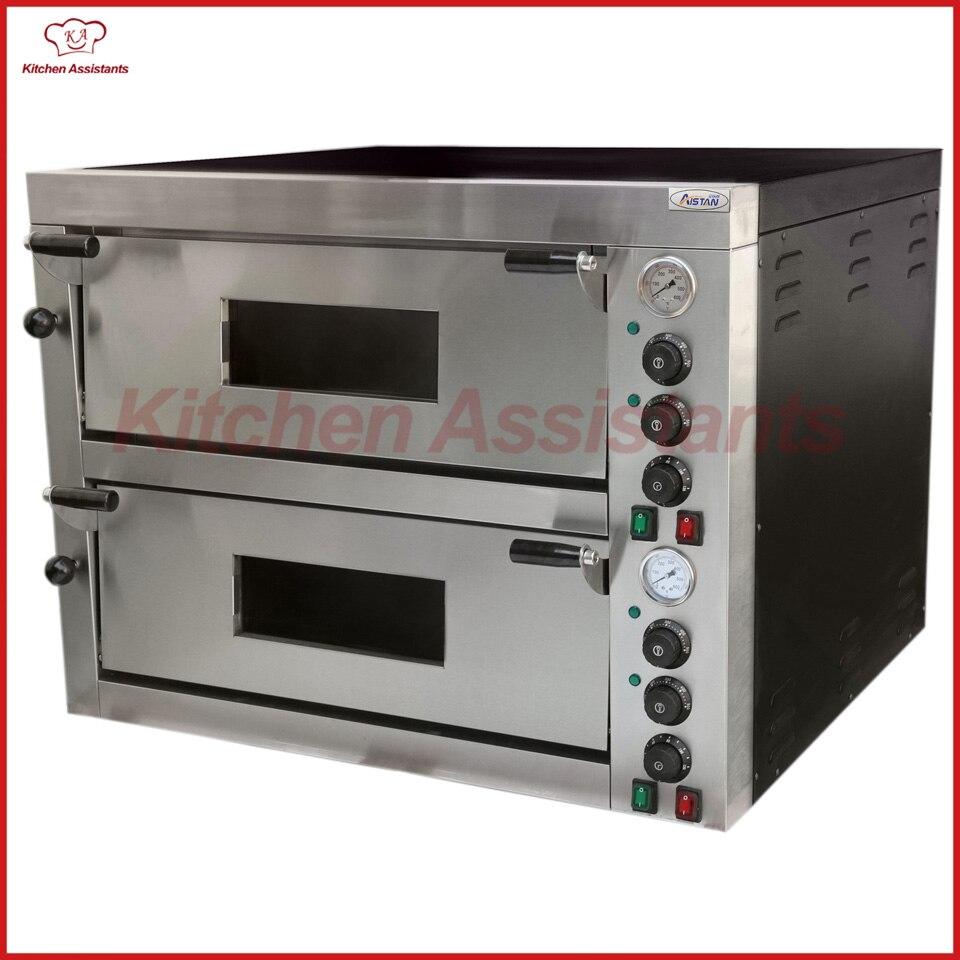 купить EP8T 2-Deck professional pizza oven bakery oven по цене 131189.62 рублей