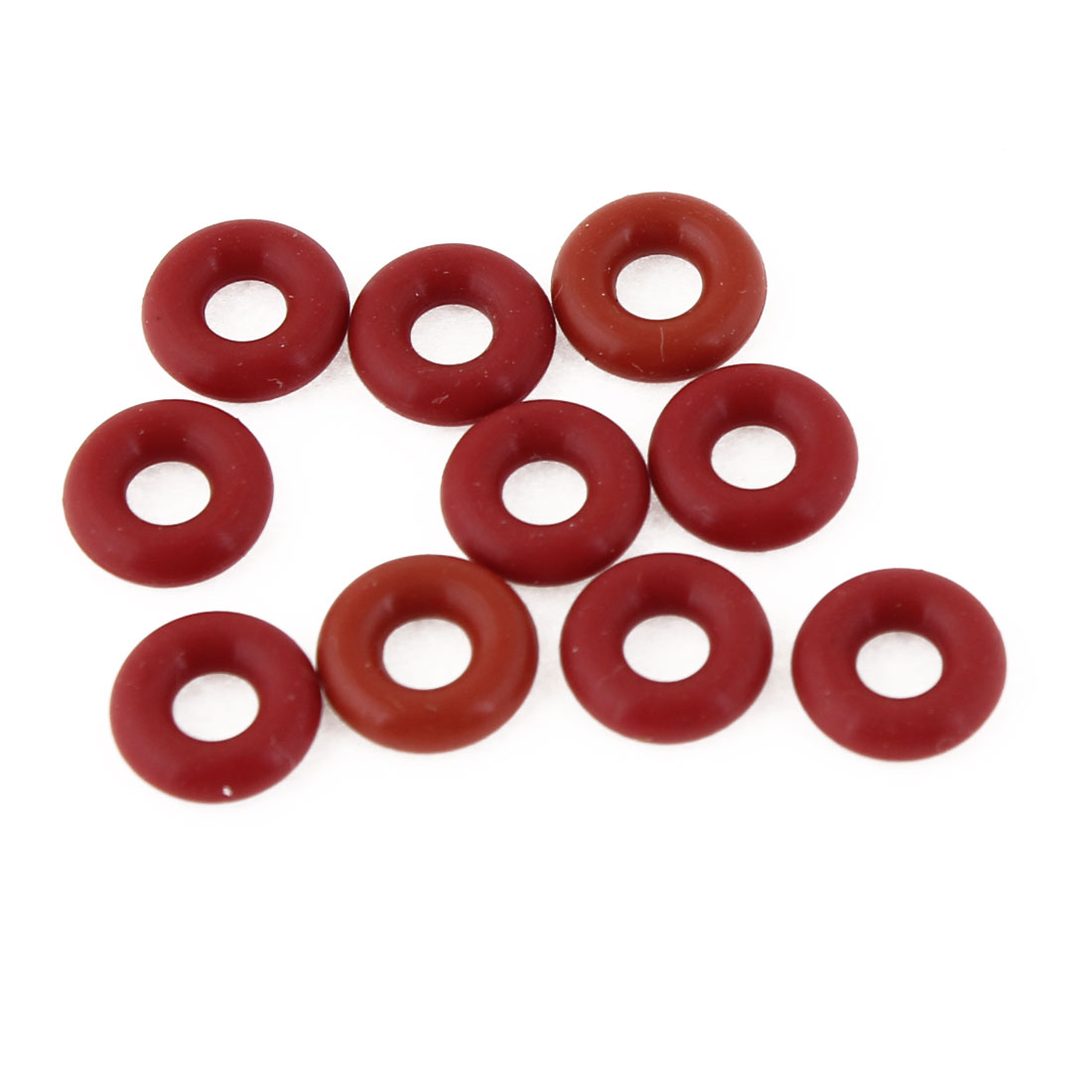 Uxcell 10 Pcs 3Mm Thickness Industrial Rubber O Rings Seals Id . | 10mm | 11mm | 12mm | 13mm | 14mm | 15mm | 4mm | 5mm | 6mm | tamiya cc01 op upgrade metal bearing 15mm 10mm 4mm 11mm 5mm 4mm